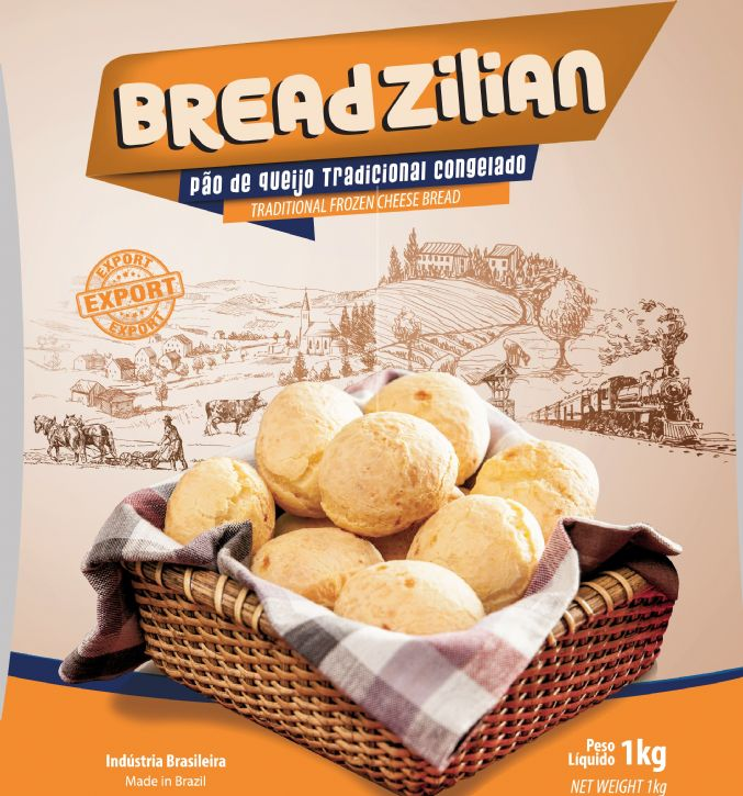 Frozen Cheese Bread Traditional